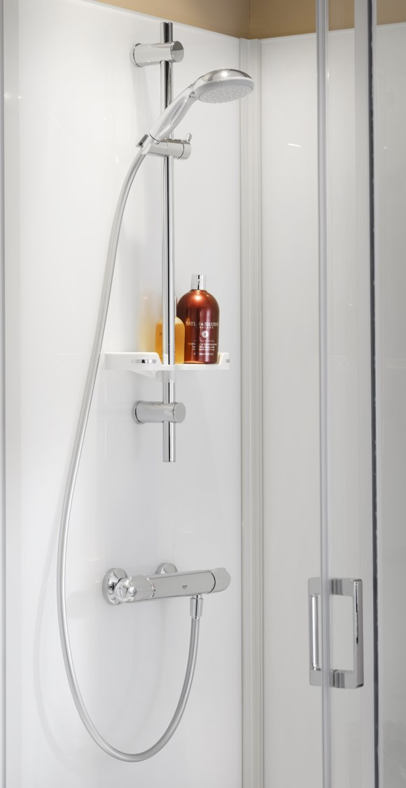 K7 Kinemagic Serenity Shower and Valve